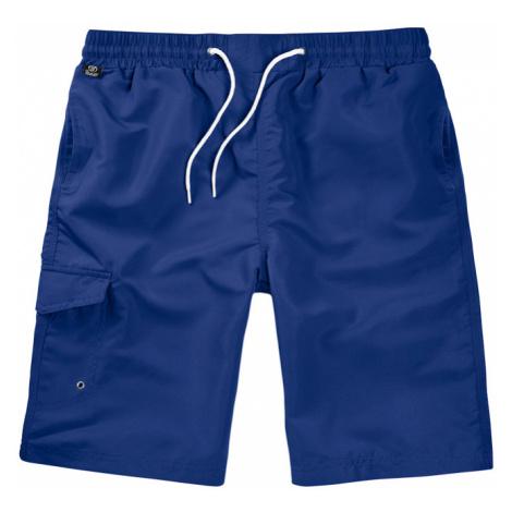 Brandit Kalhoty krátké koupací Swimshorts modré tmavě (navy)