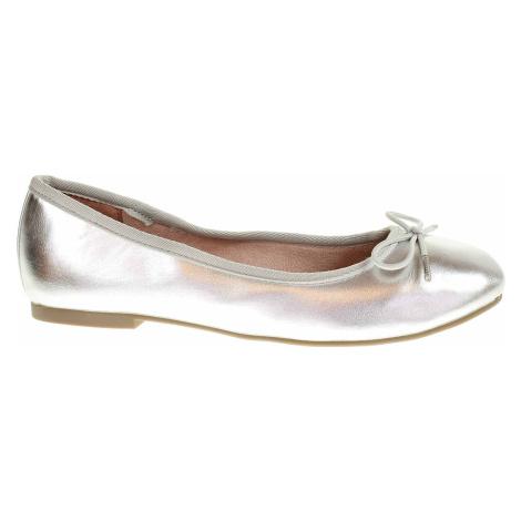 Dámské baleriny Tamaris 1-22101-25 silver