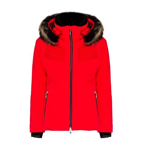 Lyžařská bunda Descente SOPHIA červená