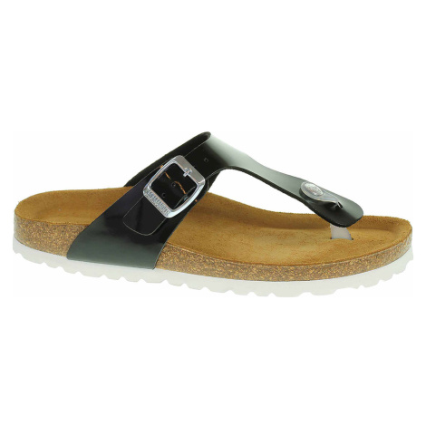 Dámské pantofle Salamander 32-13007-41 black