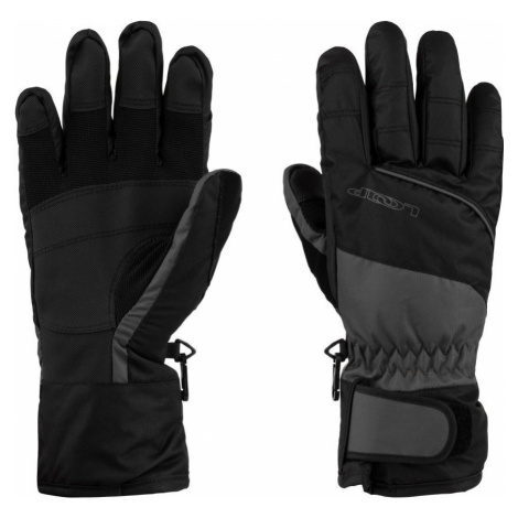 Lyžařské rukavice LOAP Rodney šedá