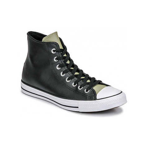 Converse CHUCK TAYLOR ALL STAR DIGITAL TERRAIN- SYNTHETIC LEATHER HI Černá