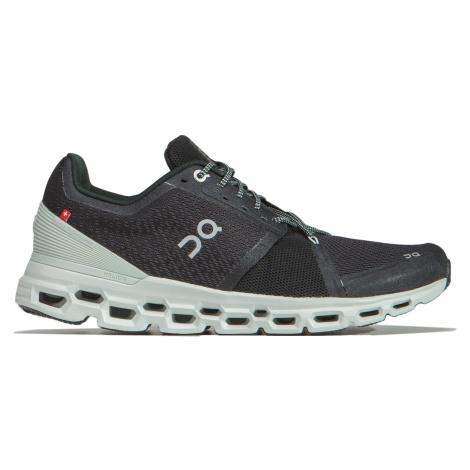Běžecké boty On Running CLOUDSTRATUS MAN černá