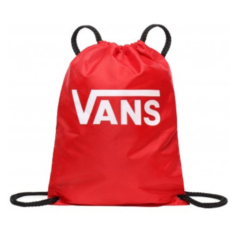 VANS Červený vak VANS MN LEAGUE BENCH BAG RACING RED