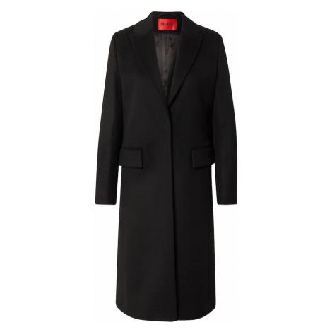 HUGO Přechodný kabát 'Mylas' černá Hugo Boss