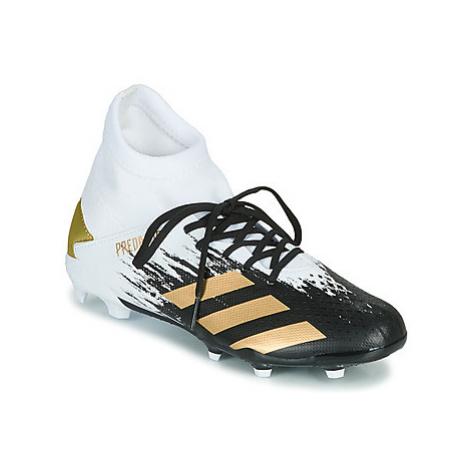 Adidas PREDATOR 20.3 FG J Bílá