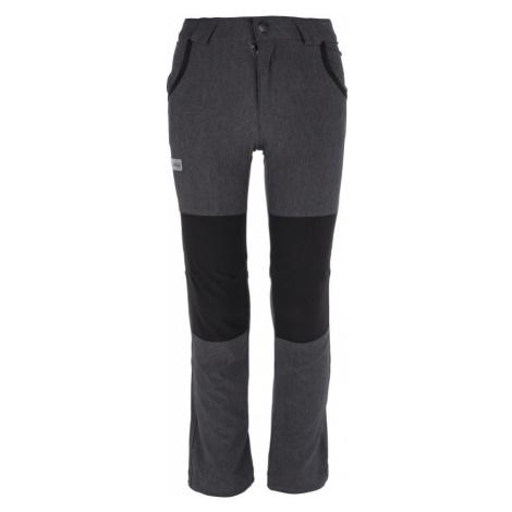 KILPI Chlapecké kalhoty KARIDO-JB IJ0054KIDGY Tmavě šedá