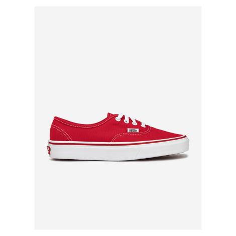Boty Vans Ua Authentic Red Červená