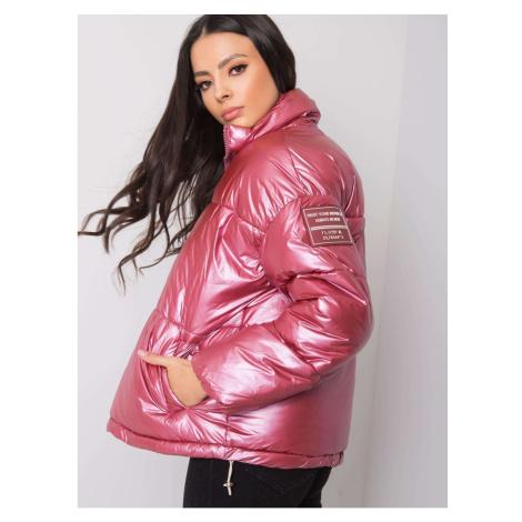 SUBLEVEL Dirty pink winter jacket Fashionhunters