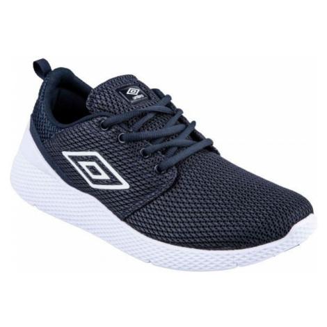Umbro MILLBANK tmavě modrá - Pánská volnočasová obuv