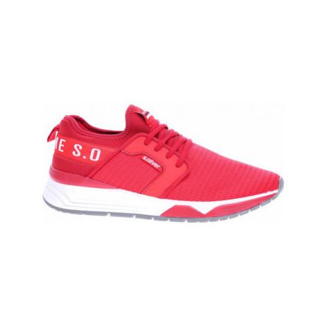 S.Oliver Pánská obuv 5-13639-24 red Červená
