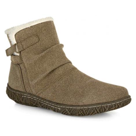Loap CAMPINA zelená - Dámská zimní obuv