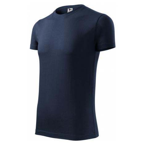 Malfini REPLAY Pánské triko 14302 námořní modrá
