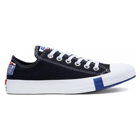 Converse Logo Play Chuck Taylor All Star Low Top černé 166738C