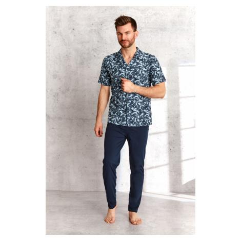 Pánské pyžamo 921 GRACJAN Jaro 2021 Taro