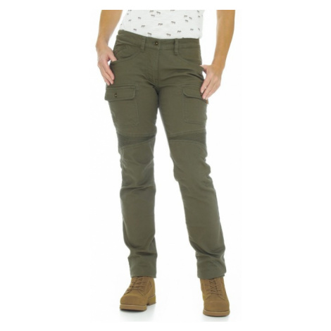 Bushman kalhoty Simone dark green 42P