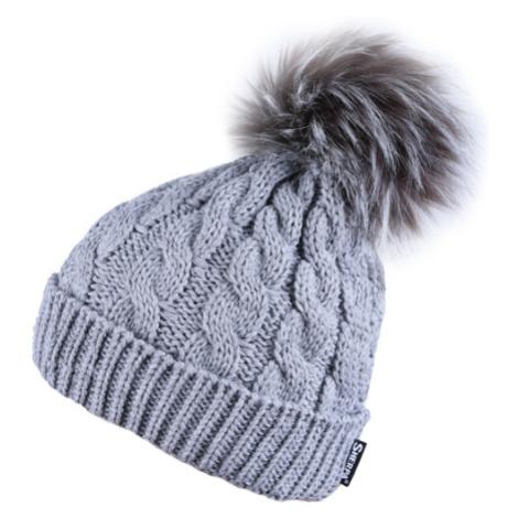 Zimní čepice Sherpa Nell II Barva: šedá