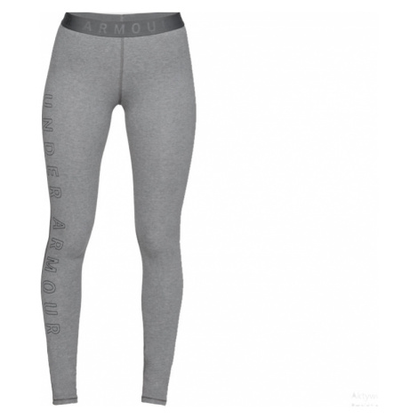 UNDER ARMOUR FAVOURITE WORDMARK LEGGING 1329318-012