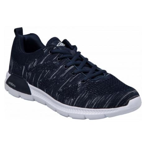 Umbro APOLLO modrá - Pánská volnočasová obuv