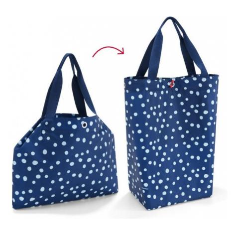 Nákupní taška přes rameno Reisenthel Changebag Spots navy