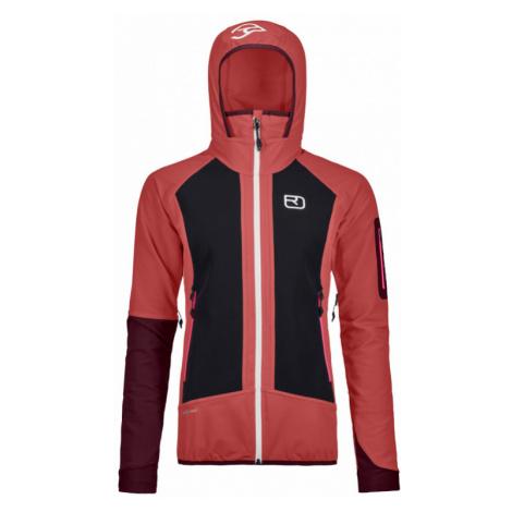 Dámská bunda Ortovox Col Becchei Jacket W blush