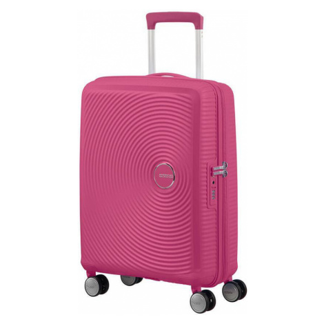 American Tourister Soundbox SPINNER 55/20 EXP TSA Magenta