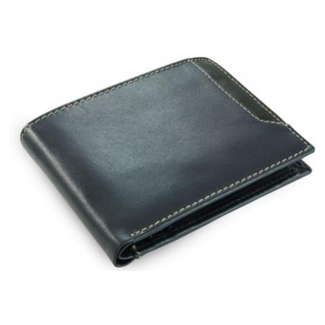 Modrá pánská kožená peněženka Nenden Arwel