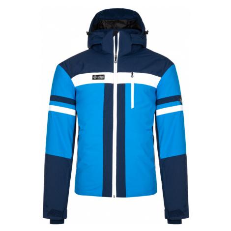KILPI Pánská lyžařská bunda PONTE-M LM0028KIBLU Modrá