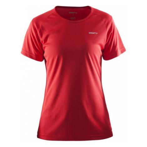 Dámské tričko CRAFT Prime červená