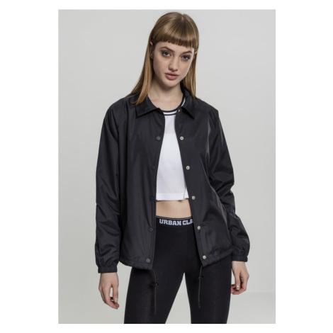 Bunda Urban Classics Ladies Coach Jacket - black
