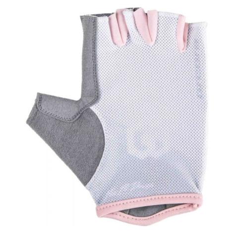 Arcore DRAGE šedá - Dámské cyklistické rukavice