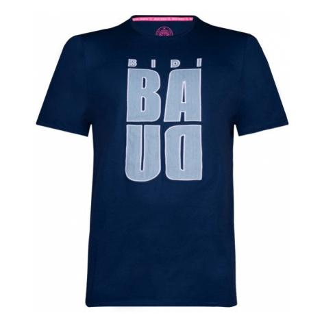 Pánské tričko BIDI BADU Bongany Lifestyle Tee Dark Blue