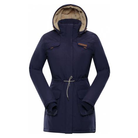 ALPINE PRO EDITE 5 Dámský zimní kabát LCTP103602 mood indigo
