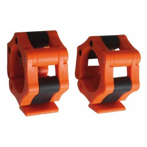 Cvičební pomůcky Spring collars for olympic bar- one pair - Sveltus
