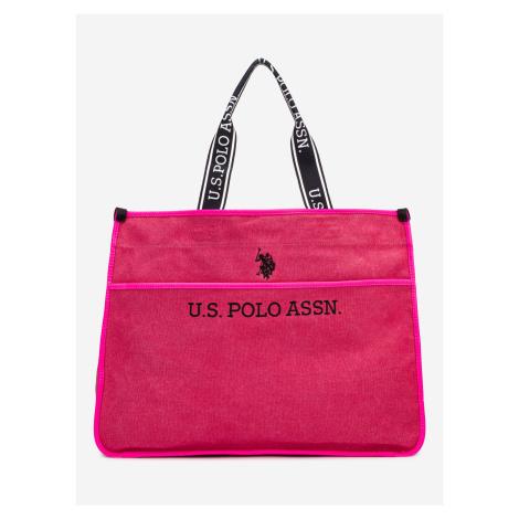 Halifax Taška U.S. Polo Assn Růžová