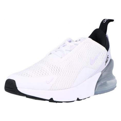Nike Sportswear Tenisky 'Air Max 270' bílá / černá / šedá