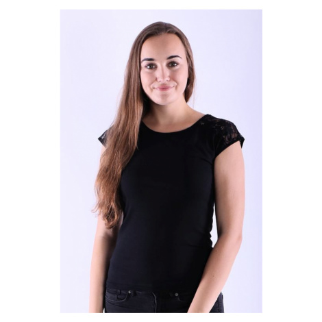Dámské triko Tosca černé Eldar