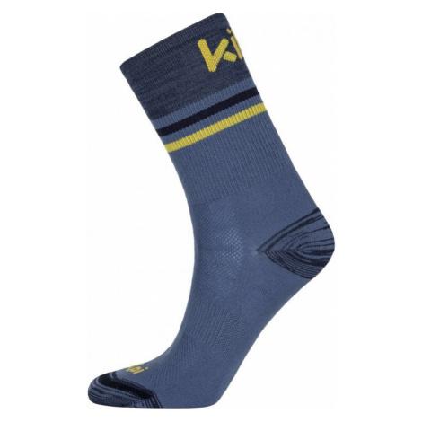 Unisex ponožky KILPI BORENY-U modrá