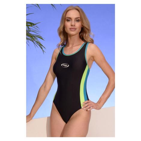 Dámské sportovní jednodílné plavky Alex Volin