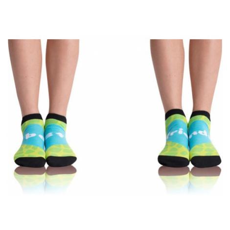 Ponožky Best-friends BE481106, green (2 páry) Bellinda