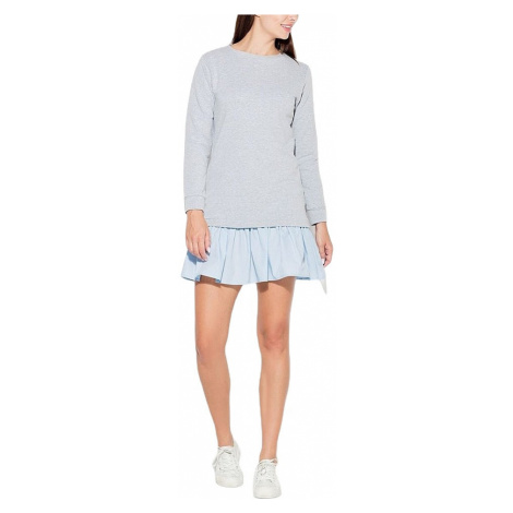 Dámské šaty s bavlněným topem Katrus