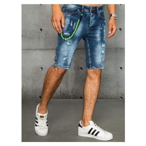 Men's denim blue shorts SX1545 DStreet