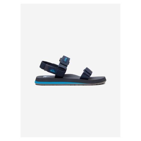 Sandále dětské Quiksilver Modrá