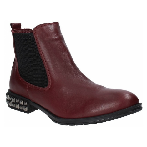 Bueno Shoes 9M3402 Červená