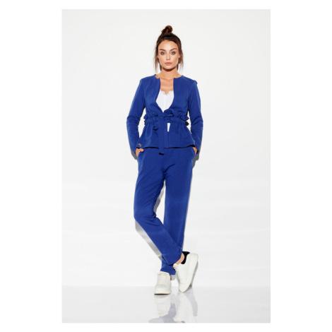 Lemoniade Woman's Pants L309B Navy Blue