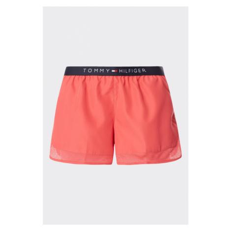 Tommy Hilfiger dámské šortky - růžové