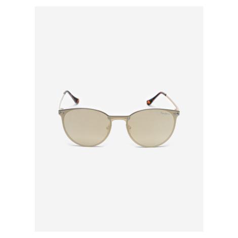 Finna Sluneční brýle Pepe Jeans Zlatá