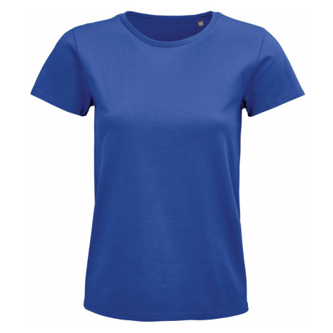 SOĽS Dámské triko PIONEER WOMEN 03579241 Royal blue SOL'S
