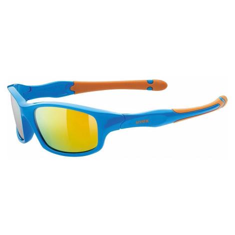 Sluneční brýle Uvex Sportstyle 507 Barva obrouček: modrá