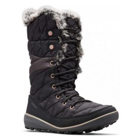 Columbia HEAVENLY OMNI-HEAT černá - Dámská zimní obuv